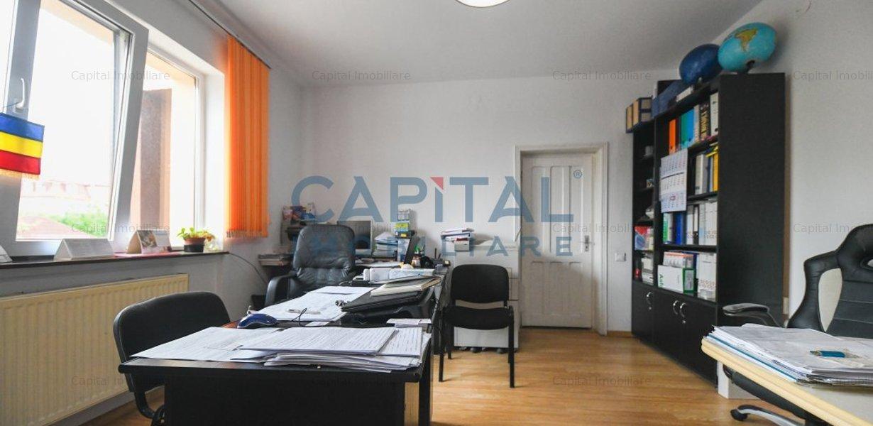 Vila  Pemsiune cu 10 camere si 10 bai de vanzare in Cluj Napoca. - imaginea 36