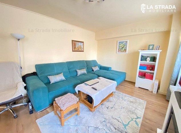 Apartament 3 camere dec., etaj 1, Piata Marasti - imaginea 1