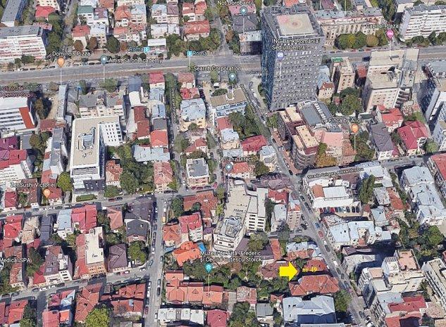 Caderea Bastiliei nr 49 cu proiect si autorizare in curs - imaginea 1