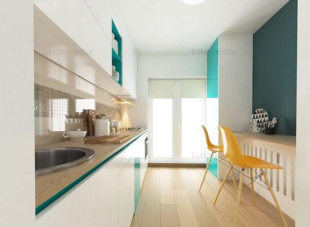 Apartament 2 camere Theodor Pallady-Metrou Nicolae Teclu Sector 3 - imaginea 1