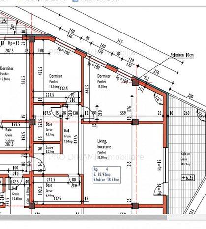 Apartament mare si luminos - zona Spitalul de Recuperare - imaginea 1