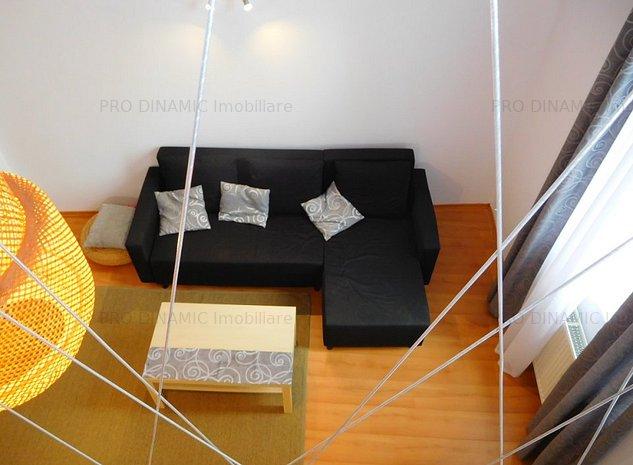 De inchiriat, apartament cu o camera pe str. Baritiu - imaginea 1