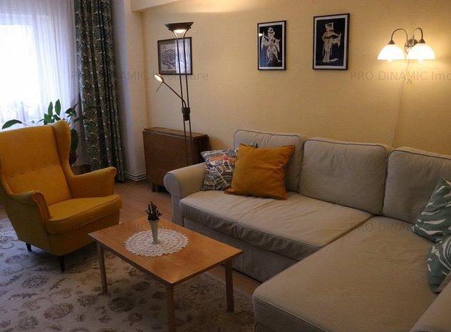 Repozitionare pret!Apartament cu 4 camere in Manastur, zona Calea Floresti!! - imaginea 1