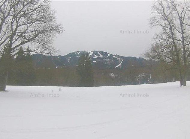 Vanzare teren Poiana Brasov - imaginea 1