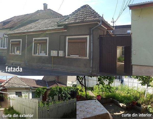 Casa cu 3 camere in Gheorgheni zona Piata Cipariu - imaginea 1