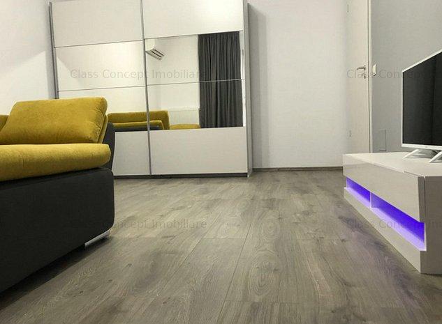 Apartament cu 1 camera mobilat modern la 2 minute de Iulius Mall - imaginea 1
