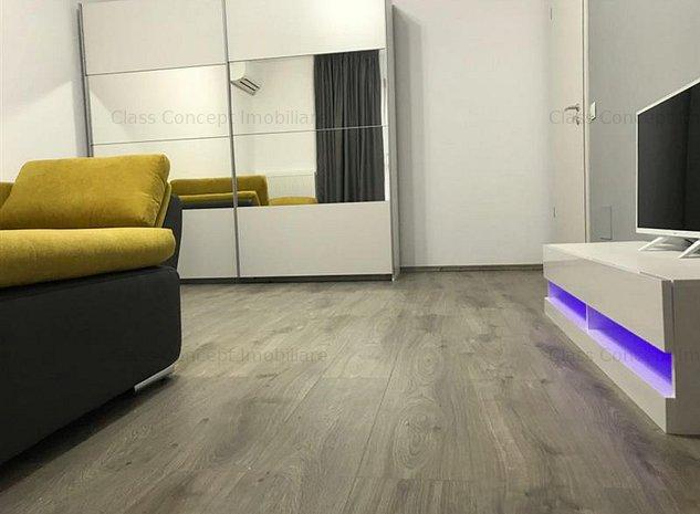 Apartament cu 1 camera, mobilat modern, la 2 minute de Iulius Mall - imaginea 1