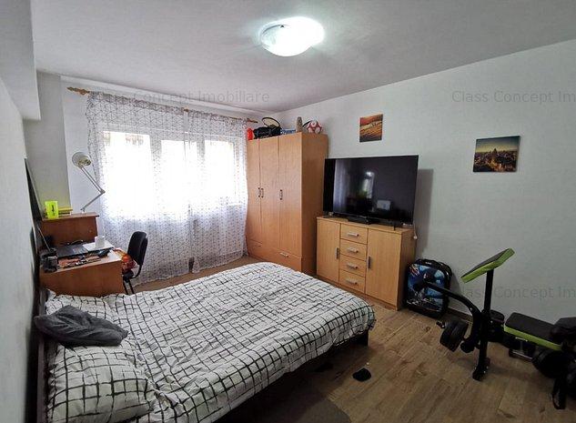 Apartament cu 2 camere, decomandat, 53 mp, in Piata Marasti , pe bulevard - imaginea 1