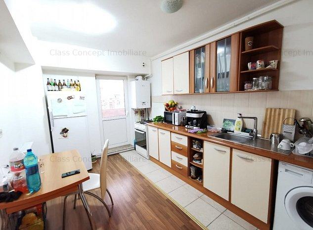 Apartament cu 2 camere, 57 mp, mobilat modern, langa Piata Marasti - imaginea 1