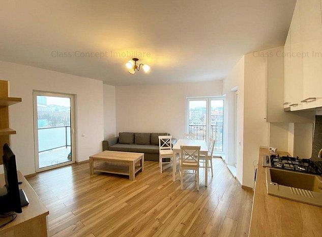 Apartament 3 camere | Constructie noua | 53 mpu | Buna Ziua - imaginea 1