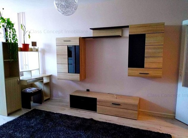 Garsoniera mobilata modern | Zona Iulius Mall | Gheorgheni - imaginea 1