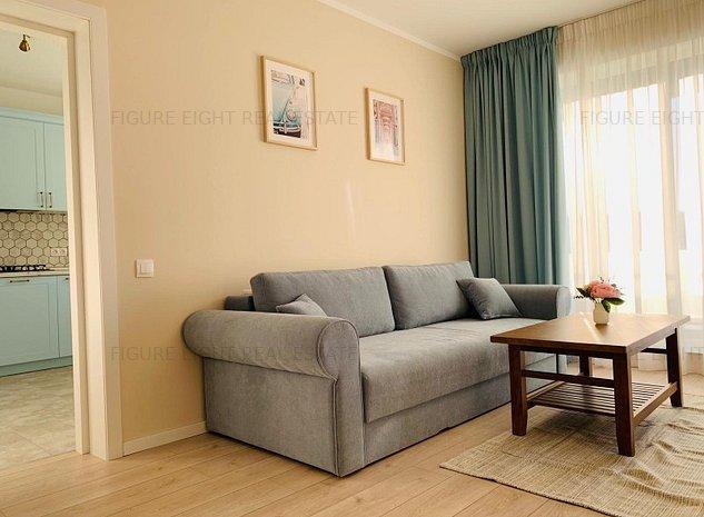 Apartament | 2 camere | Pipera | New Point - imaginea 1