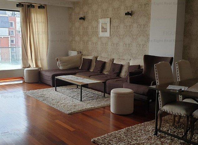 Apartament cu 3 camere, Herestrau, Grand Residence - imaginea 1