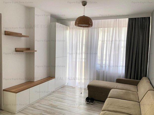 Apartament cu 3 camere, Erou Iancu Nicolae, Pipera - imaginea 1