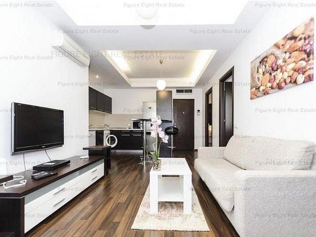 Apartament | 2 camere | Aviatiei | Complex North Area View - imaginea 1