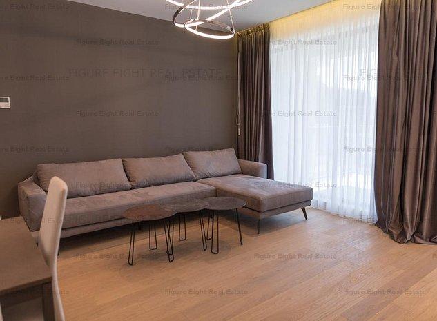 Apartament | 3 camere | One Herastrau Plaza | LUX - imaginea 1