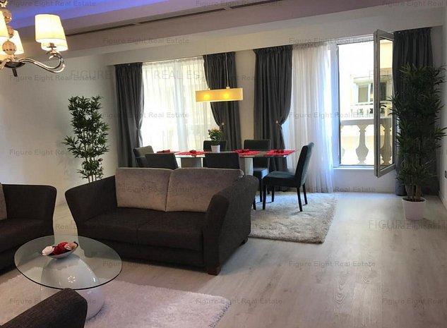 Apartament | 3 camere | Persepolis | Herastrau | Piscina - imaginea 1