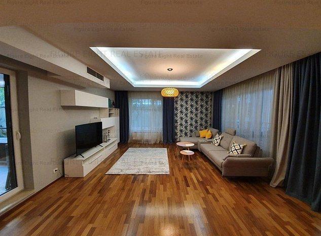 Apartament 3 camere | SUPERB | LUX | zona Herastrau | Nordului - imaginea 1
