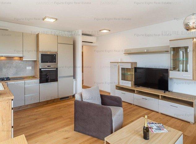 Apartament| 3 camere | Aviatiei | NOU | PRIMA INCHIRIERE - imaginea 1