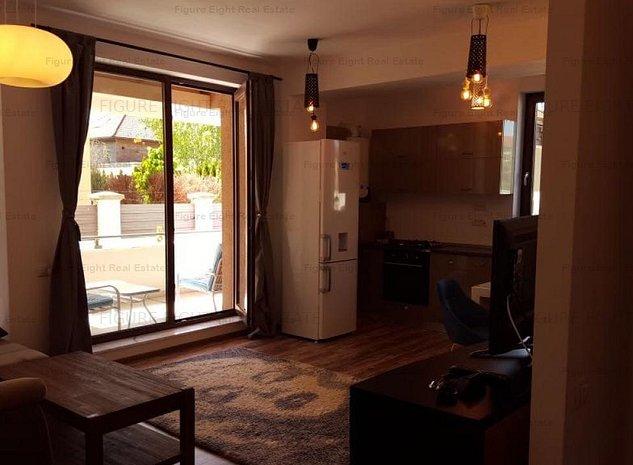 Apartament | 2 camere | TERASA | NOU | IANCU NICOLAE - imaginea 1