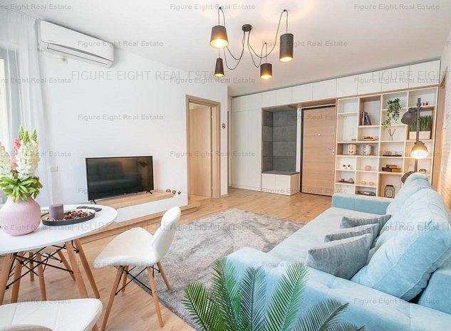 Apartament | 3 camere | DESIGN DEOSEBIT| BANEASA | GREENFIELD | NOU - imaginea 1