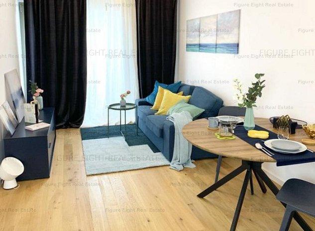 NOU | Apartament | 2 camere | LUX | Aviatiei Park - imaginea 1