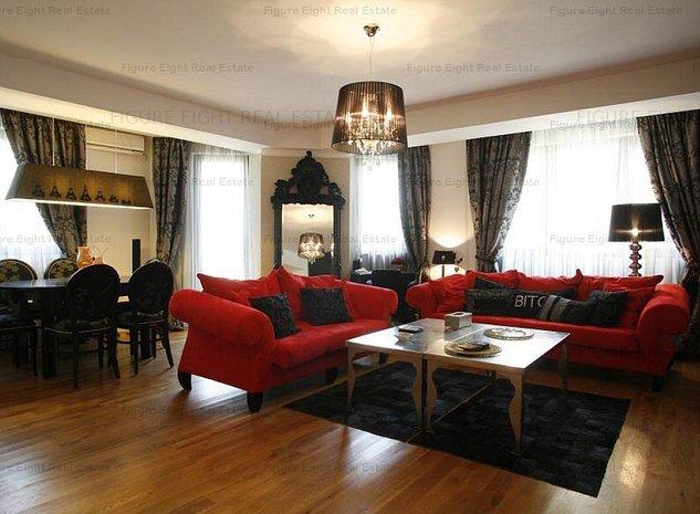 NOU | Apartament | 3 camere | LUXOS | Baneasa - imaginea 1