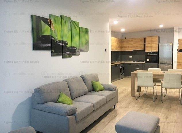 NOU | MODERN | 3 camere | Baneasa | Valletta Residence - imaginea 1