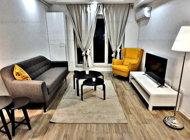 Apartament | 2 camere | Vedere la Piscina | Cosmopolis - imaginea 1