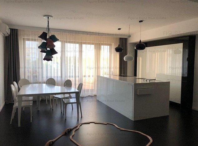 Apartament 3 camere I Zoo I Baneasa I 2 locuri parcare subterana - imaginea 1
