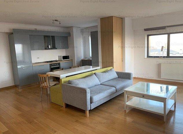 Apartament cu 3 camere, Floreasca, Upground - imaginea 1