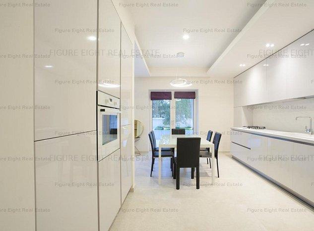 Duplex Impecabil | Lux | Curte individuala | - imaginea 1
