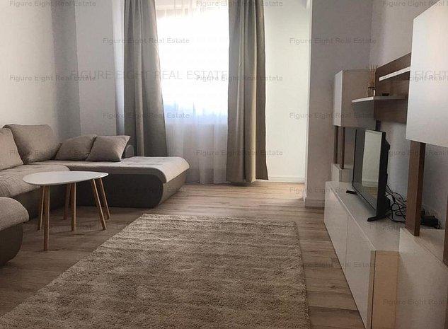 Apartament 3 camere   LUX   Baneasa   Sisesti - imaginea 1