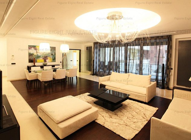 Apartament | 4 Camere | LUX | Ultra Modern | 30M FATA DE PARC - imaginea 1