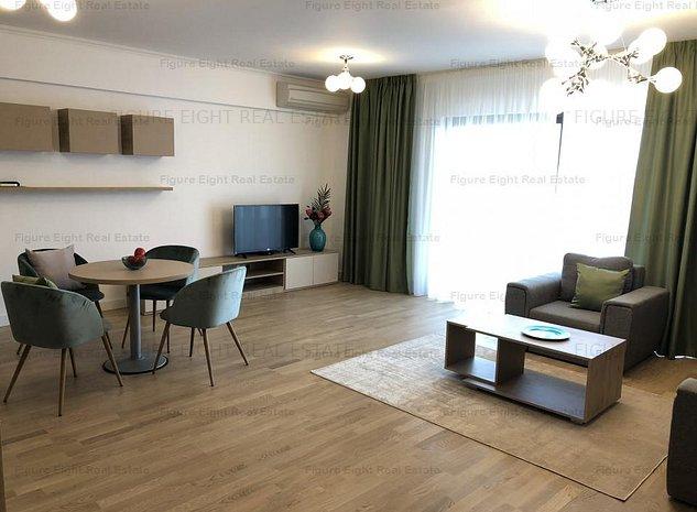 Apartament 2 camere | Upground Residence | Modern - imaginea 1