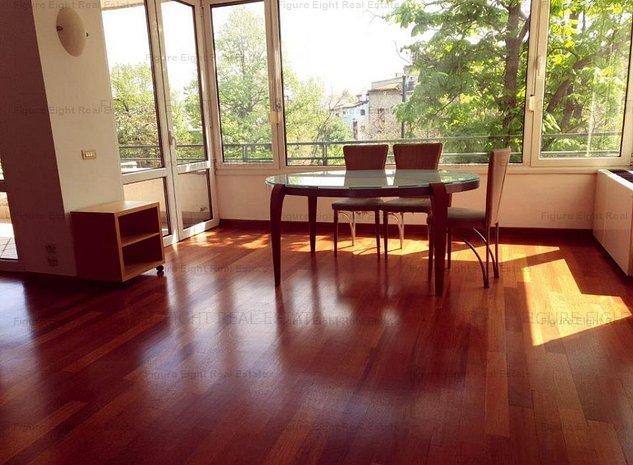 Apartament 2 camere | Arcul de Triumf | Nemobilat | Spatios - imaginea 1