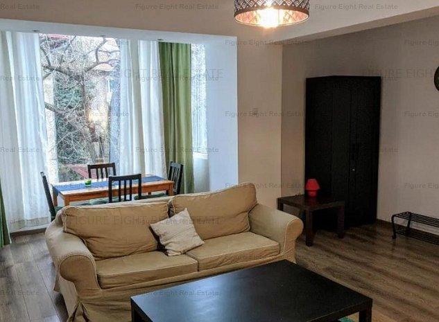 Apartament 2 camere | Floreasaca | Modern | Luminos - imaginea 1