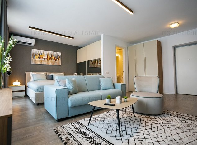 Apartament | 1 camere | Aviatiei | Cloud 9 - imaginea 1