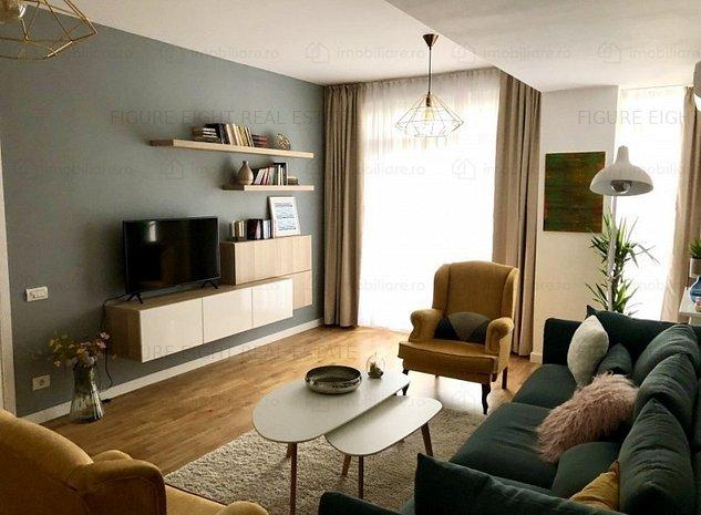 Apartament   2 camere   Herastrau   Capital Residence - imaginea 1