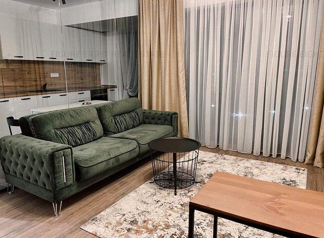 Apartament | 2 camere | Aviatiei | Cloud 9 * PRIMA LUNA DE ADMINSTRARE GRATUIT - imaginea 1