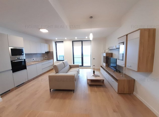 Apartament | 2 camere | Aviatiei | Aviatiei Towers - imaginea 1