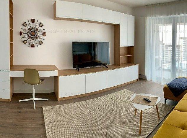 Apartament | 2 camere | Aviatiei | Cloud 9 - imaginea 1