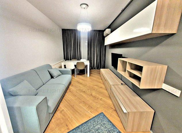 Apartament | 2 camere | Pipera | 4City North - imaginea 1