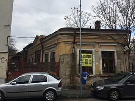 Teren constructii de vânzare, în Bucureşti, zona P-ţa Romană