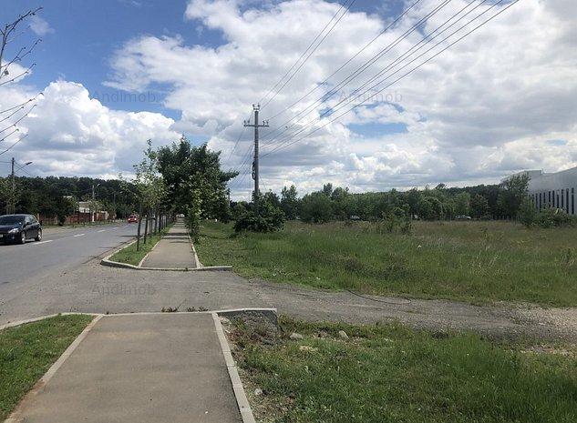 Vanzare teren Mogosaia-Buftea ideal dezvoltare imobiliara p+6 - imaginea 1