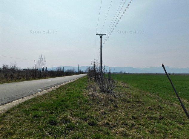 Teren 21000 mp - Stradal- Sercaia - imaginea 1