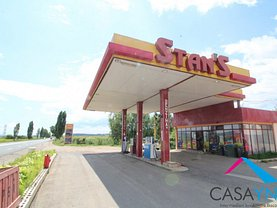 Vânzare statie Peco/Motel/Restaurant
