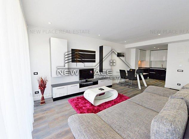 ** newplace ro | Cortina Residence | Apartament deosebit | 2 camere | Lux ** - imaginea 1