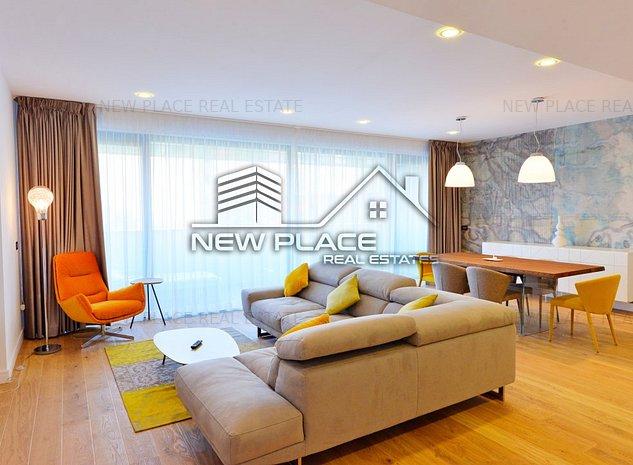 ** newplace ro | Cortina Residence | Apartament exclusivist | Mobila Rovere ** - imaginea 1