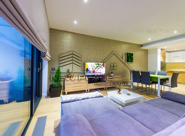 ** newplace ro | Cortina Residence | Apartament exclusivist | 2 camere | Lux ** - imaginea 1